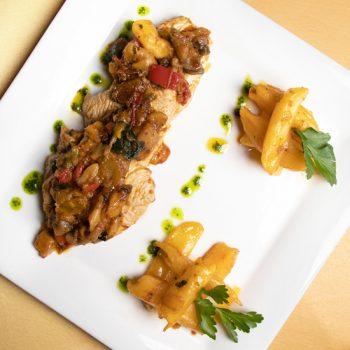 CIBO/FOOD RISTORANTE AMBASCIATA - VILLA BARTOLOMEA - FRATELLI TAMANI